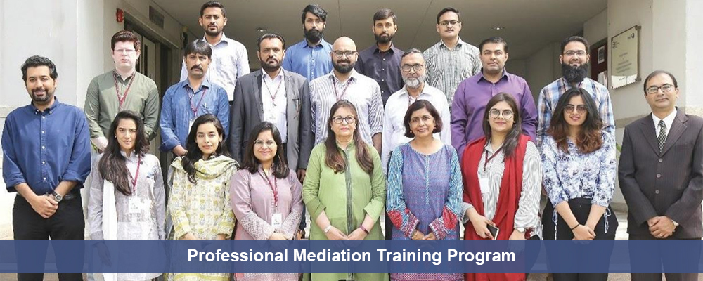 Professional Mediation Training Program