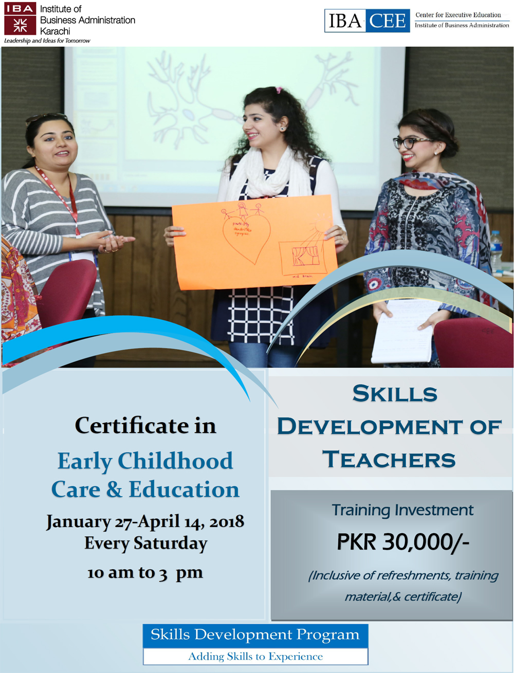 Certificate in Early Childhood Care & Education