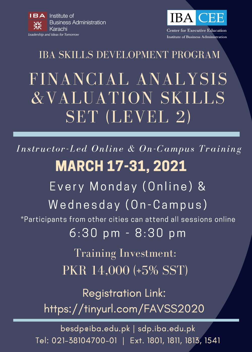 Financial Analysis & Valuation Skill Sets