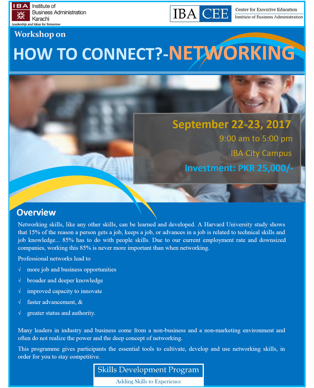 HOW TO CONNECT?-NETWORKING