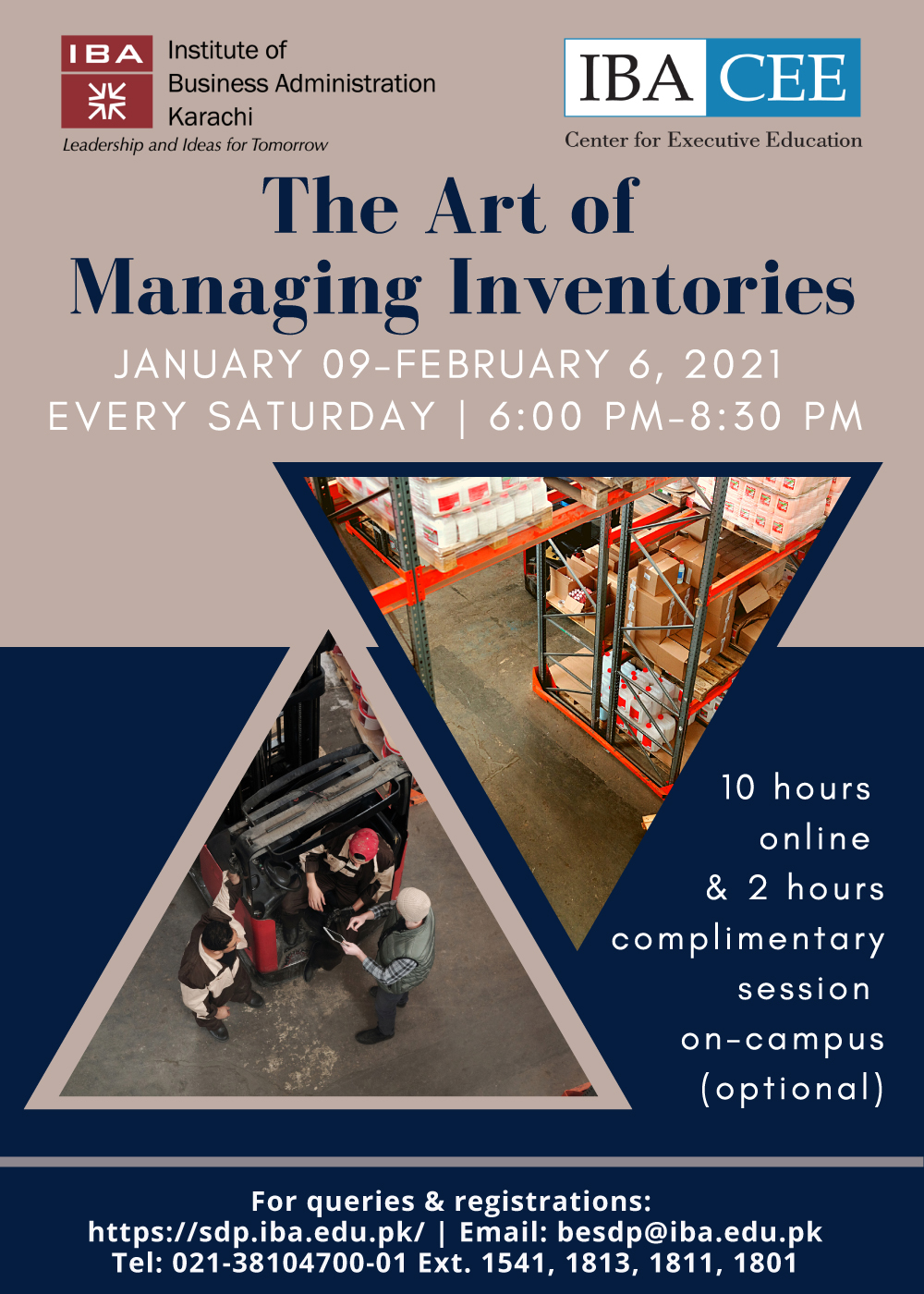 The Art of Managing Inventories